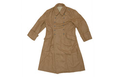 German Army Tropical Greatcoat
