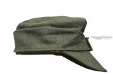 Side view of the m43 cap