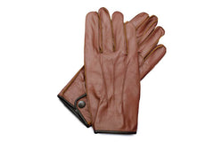 German Officer Gloves (Unlined)