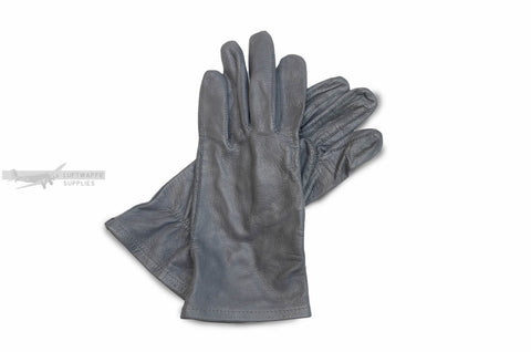 German NCO & Officer Grey Gloves