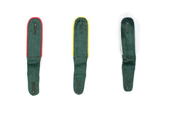 Green HBT shoulderboards for Luftwaffe and Heer