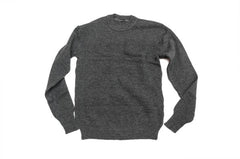 Wehmacht Gray pullover with round neck