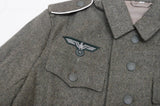 breast eagle on M42 German feldbluse