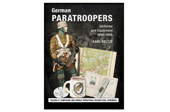 German Paratroopers volume 3 front cover