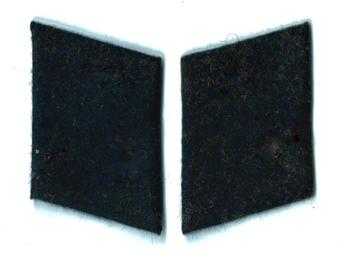 Black Airfield Construction Engineers Collar Tabs