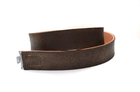Luftwaffe Brown equipment Leather Belt