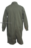 back view of the Luftwaffe grunmeliert jump smock