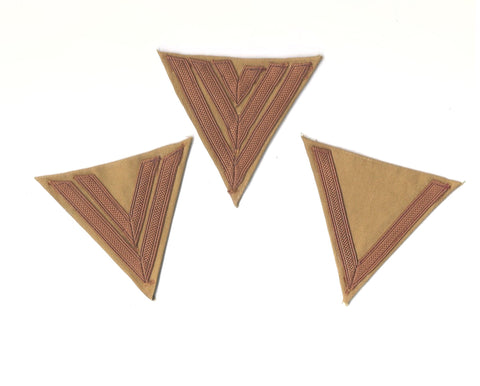 Luftwaffe Tropical Rank Chevron