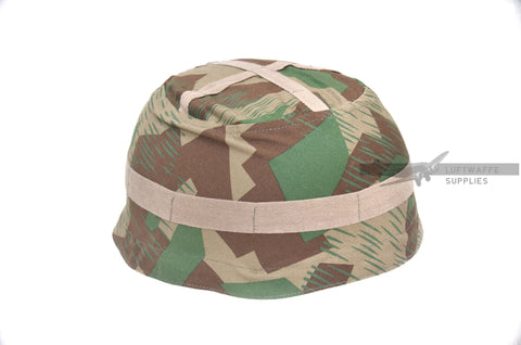 FJ m38 Helmet Cover in Splinter-B (hook-on)