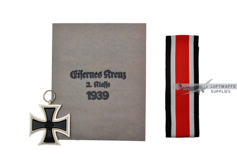 Iron Cross 2nd Class in envelope