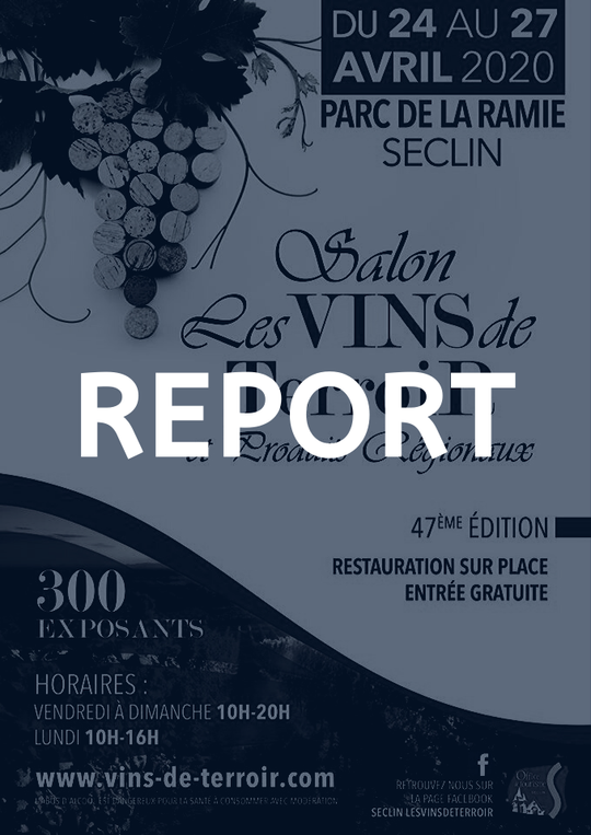 REPORT Salon des Vins de Seclin - 24 au 27 avril