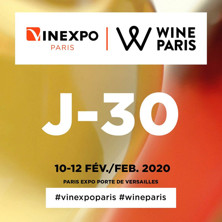 WOW - Vinexpo Paris - 10 au 12 Février