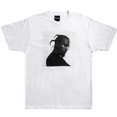Popcaan Forever Cover Tee - White