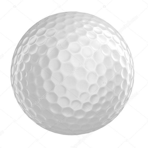 Lightweight Plastic Golf Balls (Pack of 6)