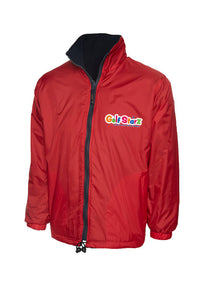 Golf Starz Children's Reversible Fleece Jacket