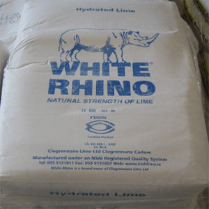 Hydrated Lime 25Kg