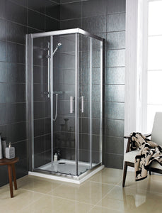 800 X 800 Corner Entry Shower Door (Enclosure) 6mm