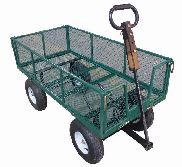Heavy Duty Garden Utility Cart 48