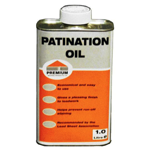 Patination Oil 1 Litre (10=Ctn)