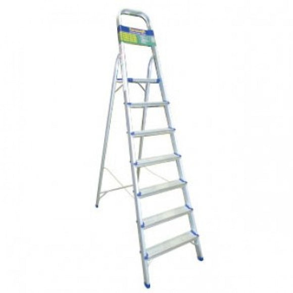 7 Tread Aluminium  Step Ladder