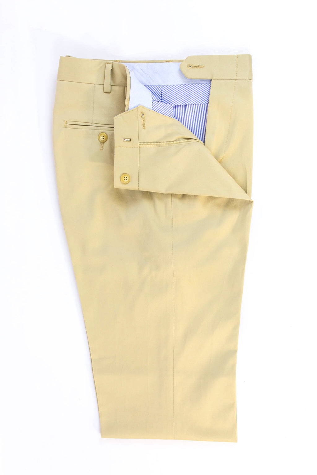 american made cotton trouser