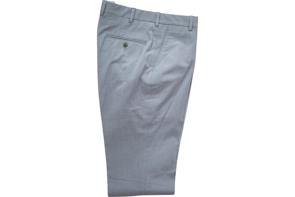 READ WALL Trouser - Powder Blue Twill