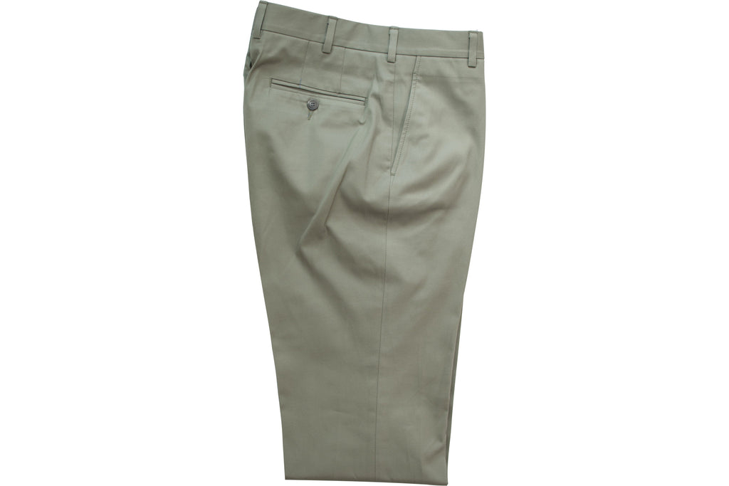 READ WALL Trouser - Spanish Moss Khyber