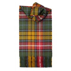 RW Lambswool Scarf: Buchanan Antique