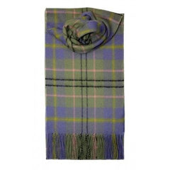 RW Lambswool Scarf: Taylor Ancient