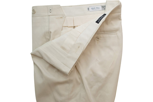 READ WALL Trouser - Cream Khyber