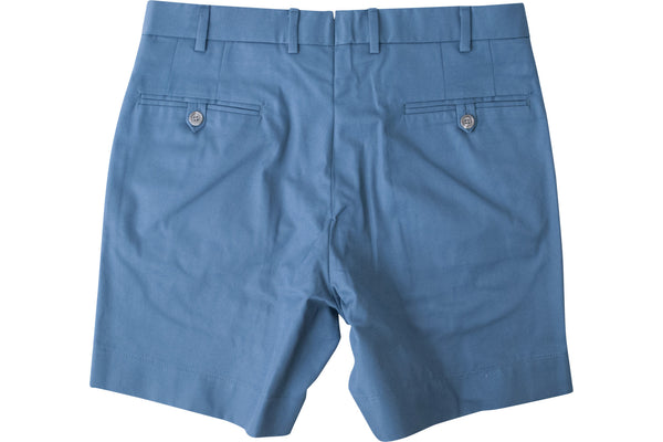 READ WALL Club Short - Aegean Blue Khyber