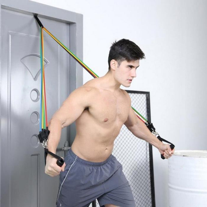 bands Fitness Rope Belt Gym workout Exercise