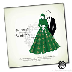 WWC047 Mubarak on Your Walima
