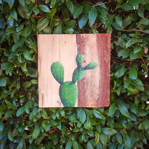 "Succulent ""Prickly Pear"""