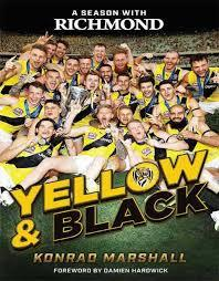Richmond - Yellow & Black