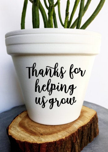 Thanks For Helping Us Grow