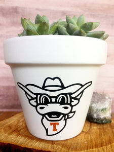 Bevo Flower Pot