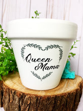 Load image into Gallery viewer, Name Pot - Custom Pot - Personalized Pot - Flower Pot - Baby Shower Gift - Baby Name - Cute Flower Pot - Baby Gift - Knox Pots - Knox Pot