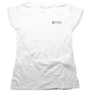 Open image in slideshow, Ladies CEFA  Short Sleeve T-Shirt