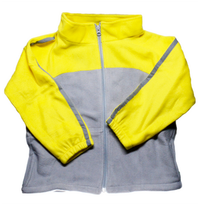 Fleece Zip-Up Jacket