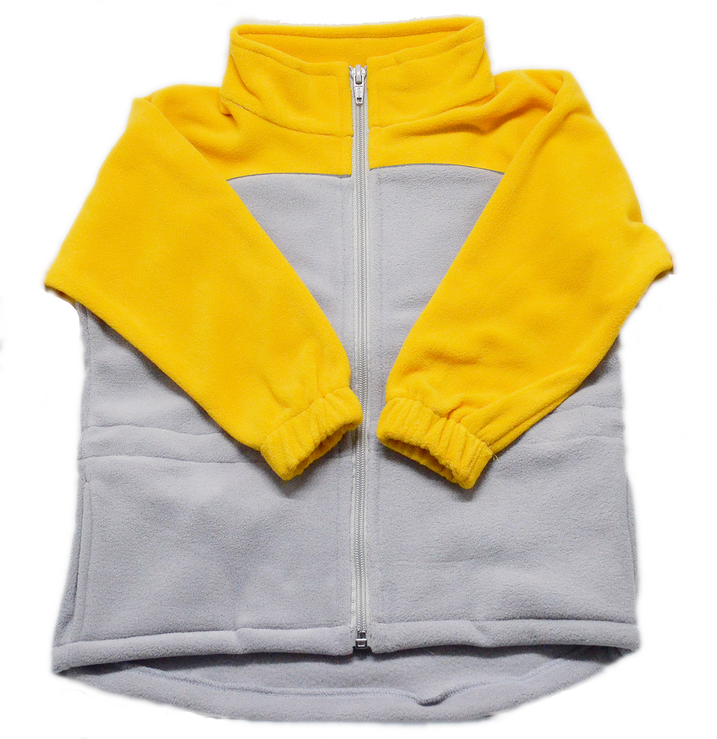 Fleece Jacket-Owl Logo