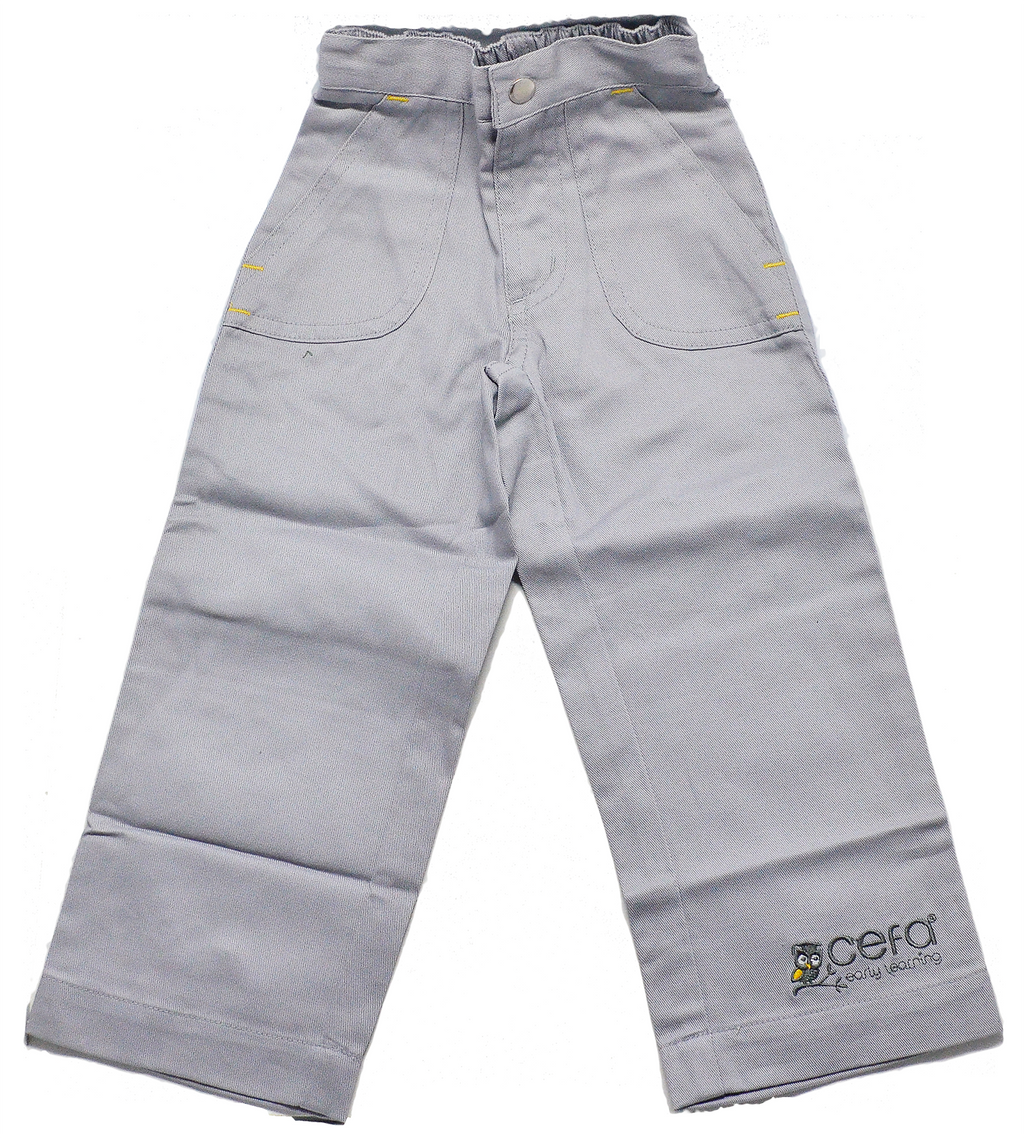 Cotton Pant-Owl Logo