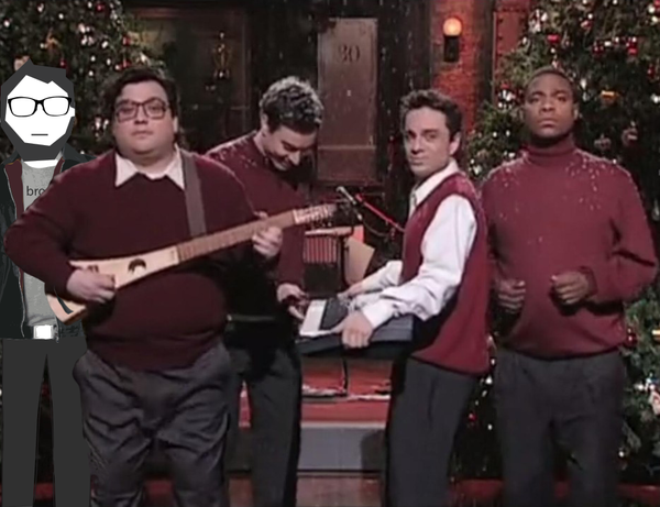 Wish It Was Christmas Today Saturday Night Live #snl