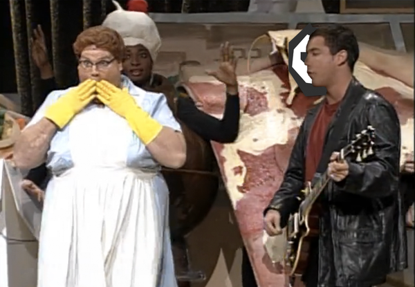 Lunch Lady Saturday Night Live #snl
