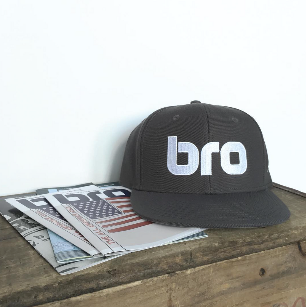 Beardition Bro Snapback Hat