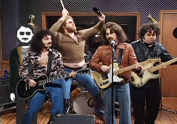 More Cowbell Saturday Night Live #snl