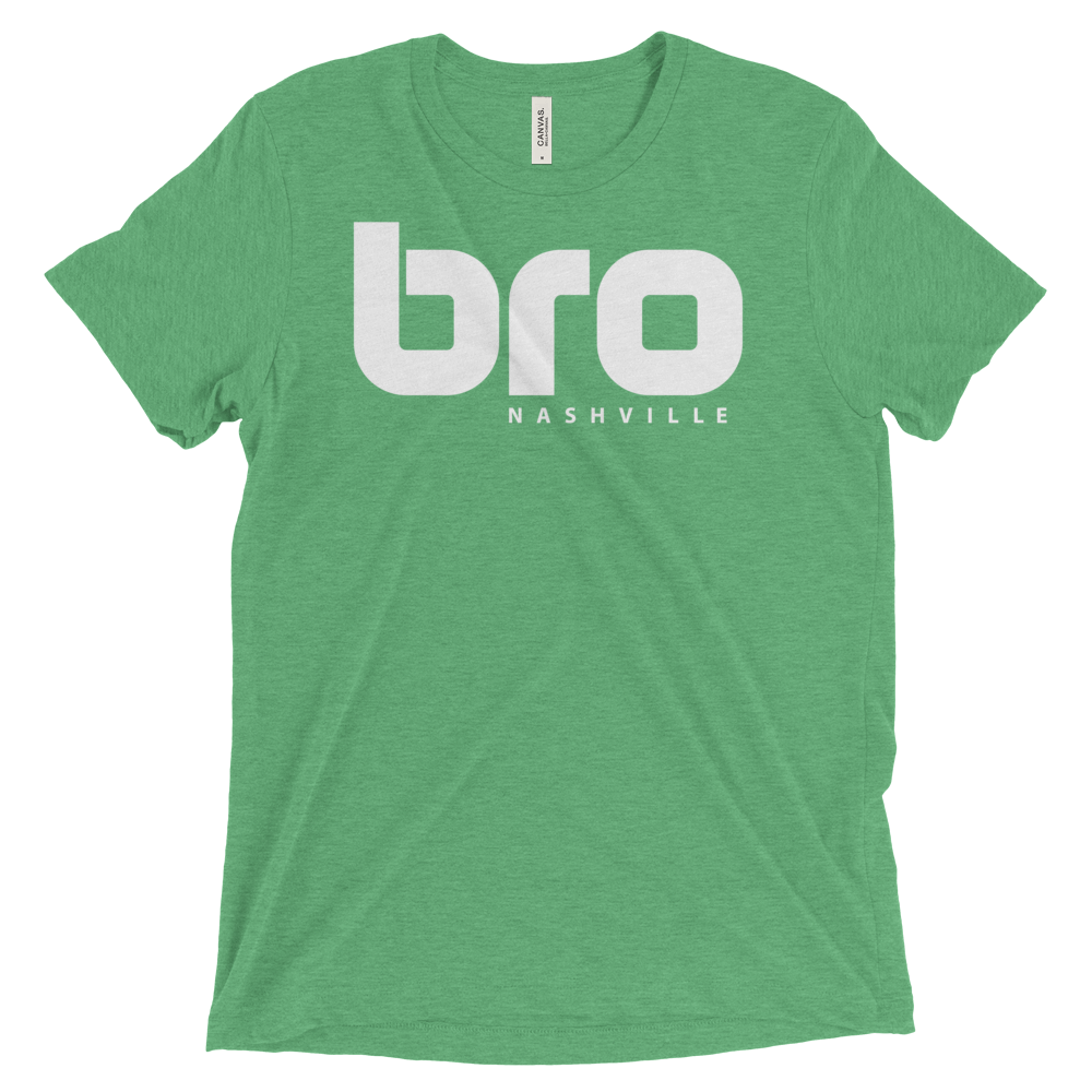 Beardition Bro Nashville Tee