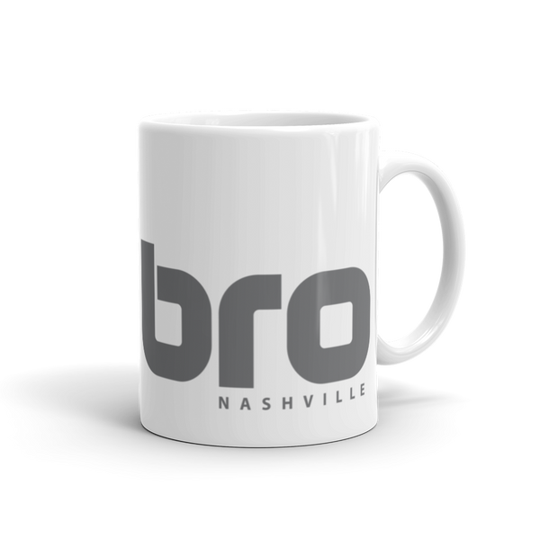 Beardition Bro Nashville Coffee Mug