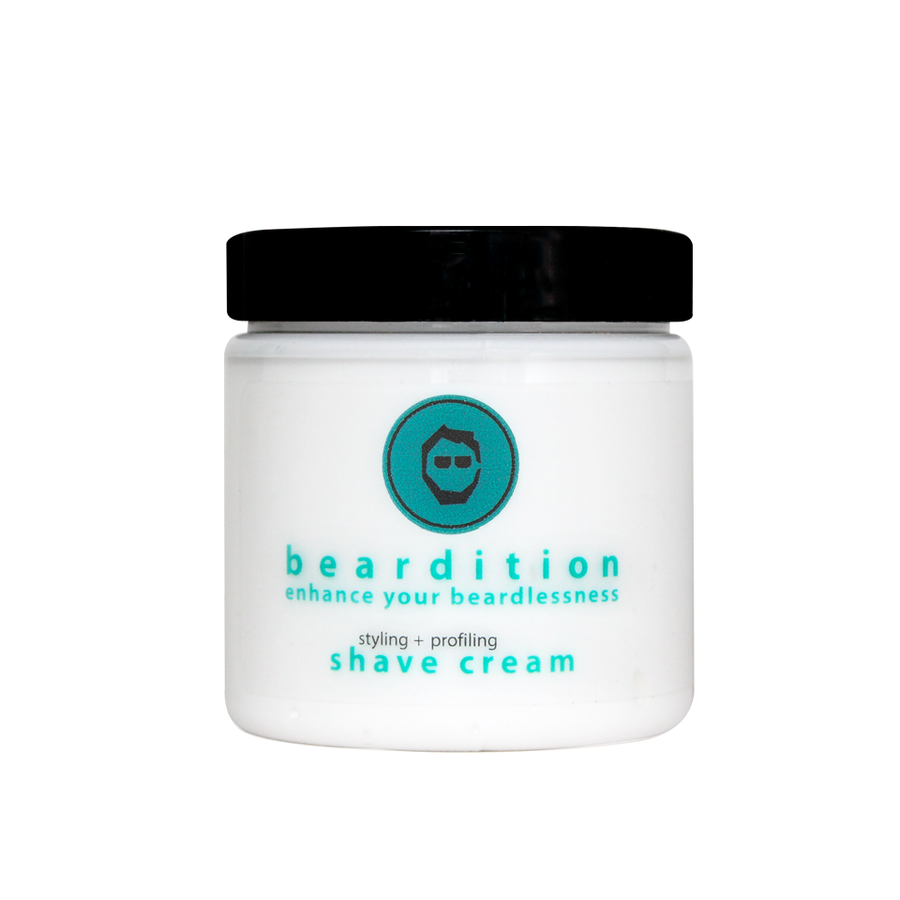 styling + profiling shave cream - beardition