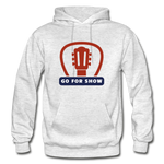 Go For Show - Hoodie - light heather gray